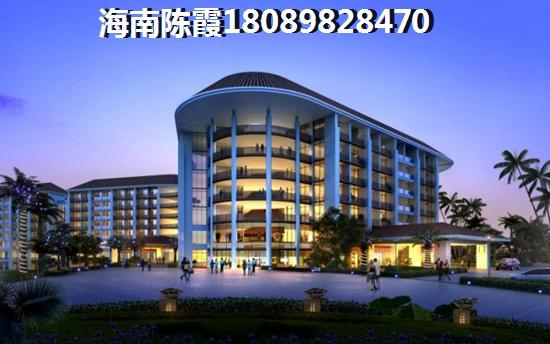 碧桂园君悦海VS君颐国际公寓分析对比